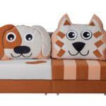Купить детский раскладной диван