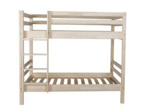 Двухъярусная кровать из дерева купить СПБ!