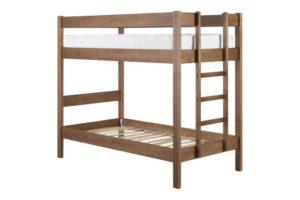 Двухъярусная кровать из массива дерева купить в Москве и Мо!