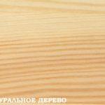 Покраска детских деревянных кроватей цветом Натуральное дерево