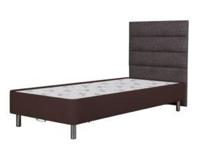 Кровать для подростка с мягкой спинкой Оптимал -1. Доставка 990р.
