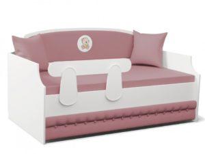 Детская кровать Тахта мягкая купить в Москве с доставкой!