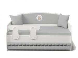 Детские мягкие кровати от 3 лет