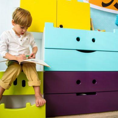 Оригинальная детская мебель для детей в магазине Krowatki!